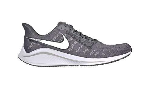 Nike Air Zoom Vomero 14 Men's Running Shoe Gunsmoke/White-Oil Grey-Atmosphere Grey 13.0