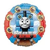 """Single Source Party Supplies - 18"""" Thomas the Tank (Train) Engine & Friends Mylar Foil Balloon"""