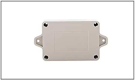 SamIdea 83mm x 58mm x 33mm Waterproof Plastic Sealed Electrical Junction Box TM