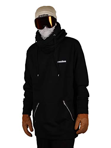Oneskee Waterproof Ski & Snowboard Hoodies for Men