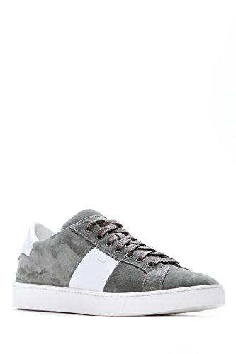 Santoni Signore Sneaker Grau Grau