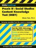 img - for CliffsTestPrep Praxis II by Pate, Shana [Paperback] book / textbook / text book