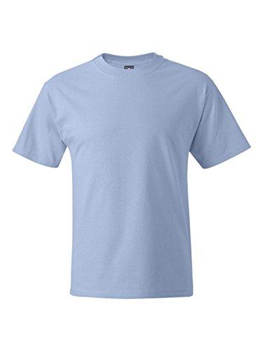 Short-Sleeve T-Shirt (Light Blue, Medium) ()
