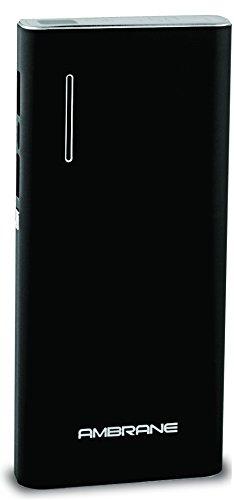 Ambrane Power Bank P-1313 (13000 mAh) Black