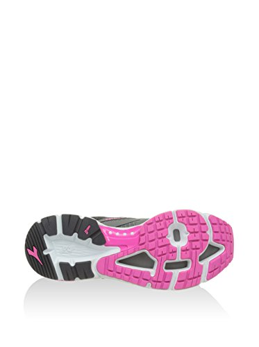 ghiaccio 5 Uk Action Sneaker rosa Ii Diadora Eu 4 36 Grigio qTaBZAqw