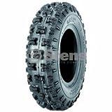 Stens 160-633 Kenda Tire, 4.10' x 3.50'-4' Polar Trac, 2-Ply