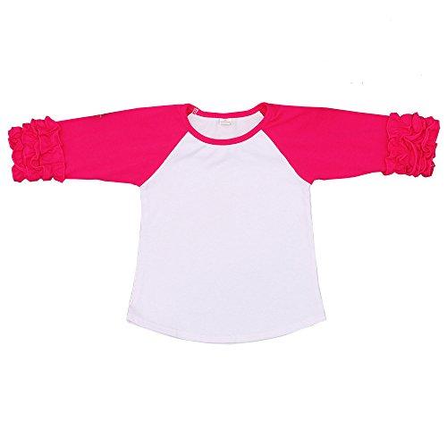 2 Toddler Raglan T-shirt - 2