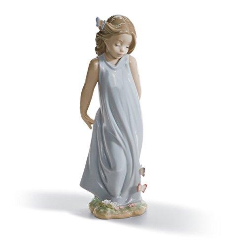 Lladró Friend of The Butterflies Figurine ()