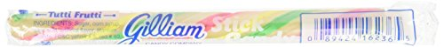 Gilliam Tutti Frutti Candy Sticks 80 Count ()