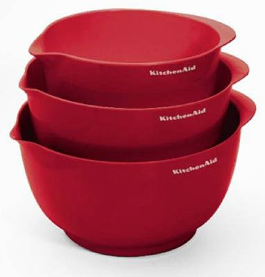KitchenAid Mixing Bowls, Assorted