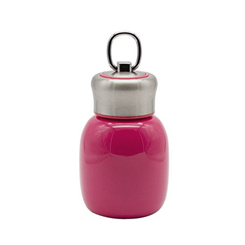 SENAINS Mini Thermos, Vacuum Insulated Stainless Steel Water Bottle,Double Wall Vacuum Insulation,Perfect for Kids, Ladies, Small Size