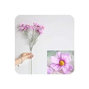 10 Heads Idyllic Persian Artificial Chrysanthemum Artificial Flower DIY Flower Garden Party Artificial Flower Decoration,B 21