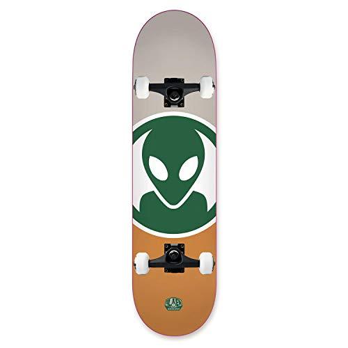 - Alien Workshop Skateboard Complete Dot Logo 8.125