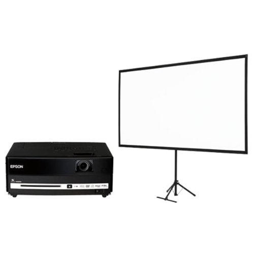 EPSON dreamio EH-DM3S / 80型スクリーンセット