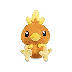 Pokémon Center: Sitting Cuties Torchic Poké Plush,...