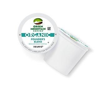 Green Mountain Coffee Organic Go lame's Blend Coffee Medium Roast 16 K-Cups