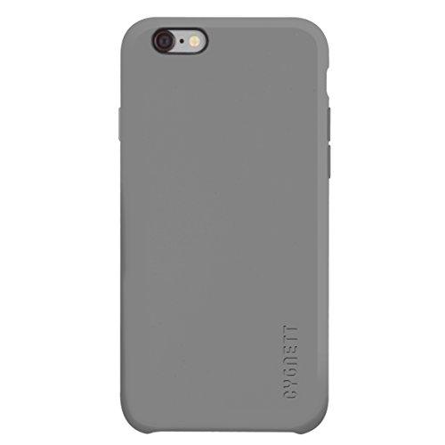 Cygnett cy1824cpflx Schutzhülle aus Silikon für Apple iPhone 6/6S Silber