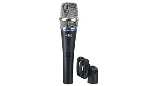 Heil PR-22 SUT Dynamic Vocal Microphone w/ Switch by HEiL sound