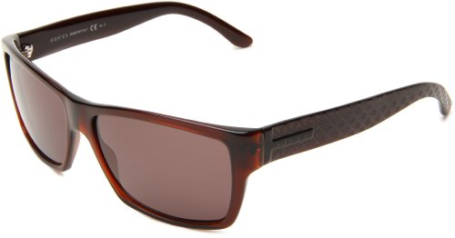 730049670ec Gucci Men s 1000 S Wrap Sunglasses