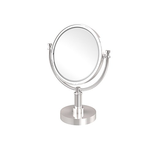 Allied Brass DM-4/5X-PC 8-Inch Table Mirror with 3x Magnification, 15-Inch, Polished Chrome ()