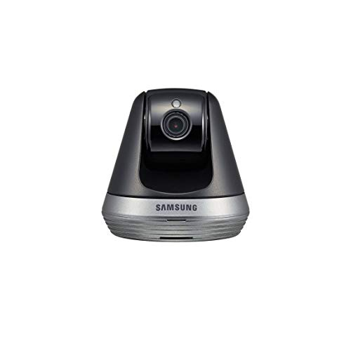 Samsung Manufacturer Renewed SNH-V6410PN SmartCam PT 1080p Full HD Pan and Tilt Wi-Fi Camera Black (Renewed)