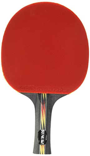 (STIGA Supreme Performance-Level Table Tennis Racket made with ITTF Approved Rubber for Tournament Play - Features STIGA ACS for Control and Speed)