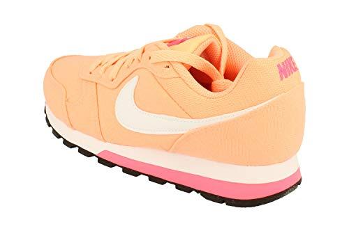 Md 801 Nike 2 Sunset White Running Mujer De Glow Para Runner Pink Zapatillas qCC7wr6d