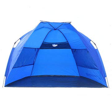 Outdoor Camping Tent Automatic Waterproof Convenient Vacation Material - 1PCs -
