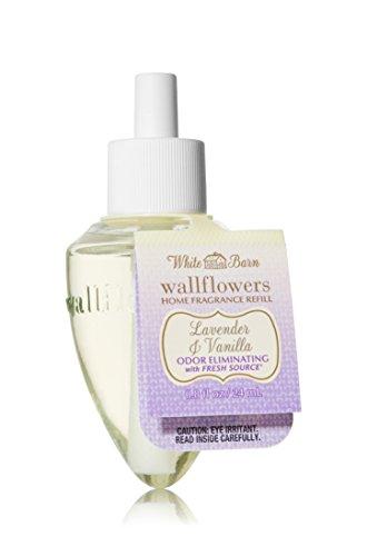 Bath & Body Works Wallflowers Fragrance Refill Bulb Lavender & Vanilla Odor Eliminating