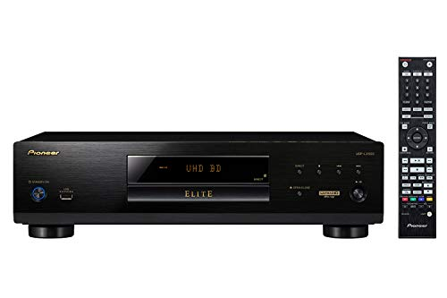 Pioneer Elite UDP-LX500 Universal Disc Player, Black