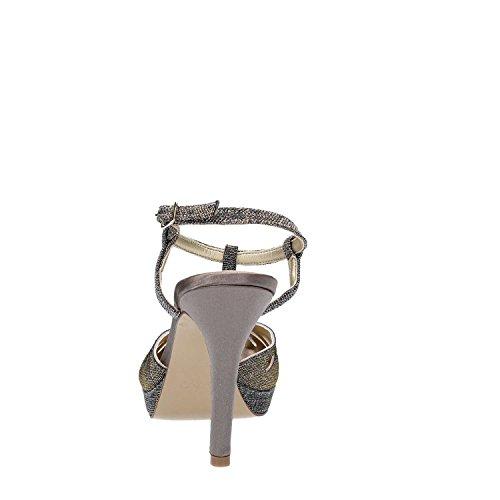 Sandali Melluso Bronzo Donna 39 J511n Uq7wz