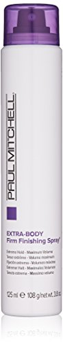 - Paul Mitchell Extra-Body Firm Finishing Spray,3.8 oz