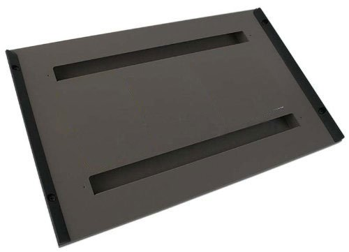 Hayward FDXLRAD1400A Grey Asme Rear Access Door Assembly Replacement for Hayward H400FD (Access Rear Doors)