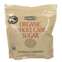 Rapunzel Whole Rapadura Unbleached Unrefined Organic Sugar (2x24oz) by Rapunzle [Foods]