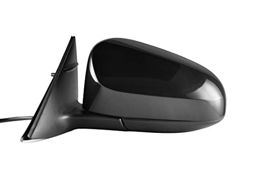 (Driver Side Unpainted Side View Mirror for 2012-2014 Toyota Camry)