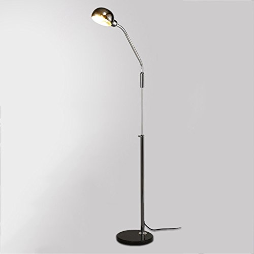 Floor Lamp Country, Bedroom Study Office Living Room Adjustable Lift Art Personality Nordic Simplicity (Color : B)