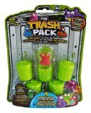 The Trash Pack - Series 1 - 'Trashies' 5 Pack Collectible Figures (Random) from Moose Toys
