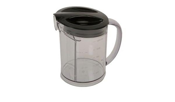 Moulinex jarra jarra recipiente Vaso Licuadora XXL 1200 W Smith ...