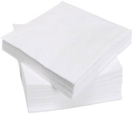 40x40 cm Paper napkin light blue // turquoise // 50 pack IKEA FANTASTISK