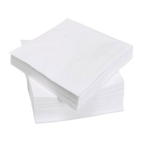 Large Product Image of IKEA FANTASTISK - Paper napkin, white / - 40x40 cm by Ikea