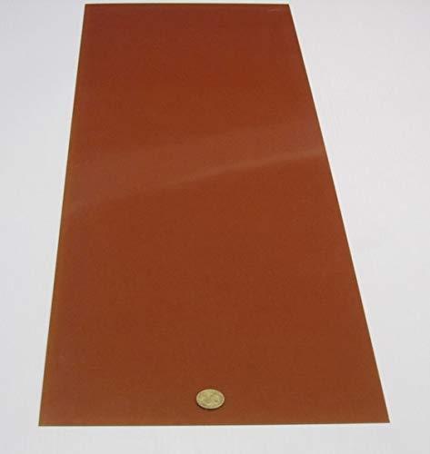 Paper XX Phenolic Sheets.063 Thick x 24 x 36 2 pcs. 1//16