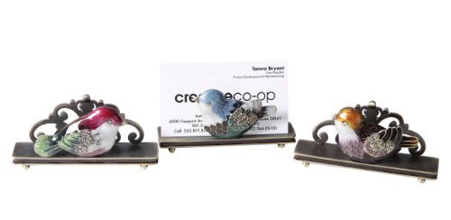 Enameled Business Card Holder Styles