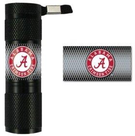 - NCAA Alabama Crimson Tide LED Flashlight