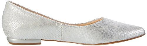 Silber7600 Ballet 0006 10 Silver 7600 Flats Women's 3 HÖGL xwfzqc