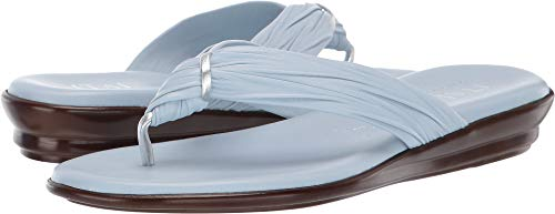 ITALIAN Shoemakers Women's Aleena Sandal (7 M US, Sugar)
