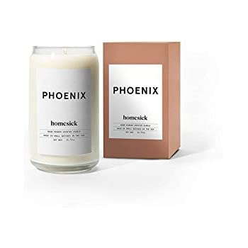 Homesick Scented Candle, Phoenix