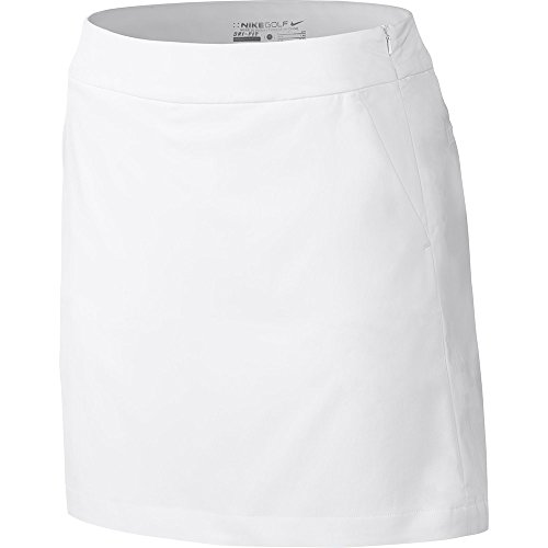 Nike Golf CLOSEOUT Women's Tournament Skort (White) - Shoes Golf Nike Closeout