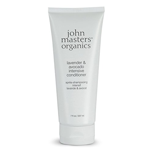 John Masters Organics - Lavender & Avocado Intensive Conditioner - Extreme Moisturizer for Dry, Damaged, & Color Treated Hair - 7 (John Masters Organics Shampoo)