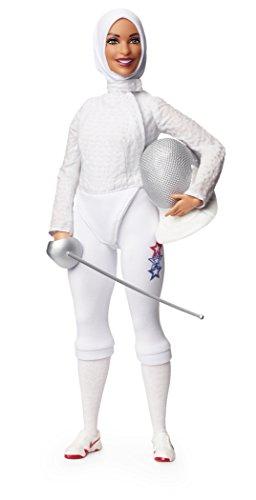 Barbie Ibtihaj Muhammad Doll by Barbie (Image #11)