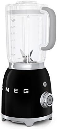 Smeg Blenders BLF01BLEU, 800 W, Noir